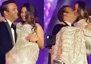 Isha Ambani, Anand Piramal Can't Take Their Eyes Off Each Other In Romantic Dance