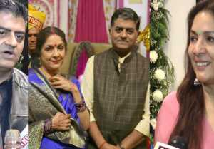 Neena Gupta & Gajraj Rao speak about success of the film Badhaai Ho; Check out video!