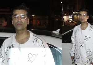 Karan Johar & Abhishek Kapoor spotted at Soho house; Watch Video