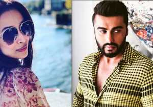 Malaika  Arora's post on instagram; rumoured boyfriend Arjun Kapoor reacts!