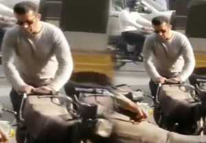 Salman Khan spotted in Karachi Pakistan? Know the truth