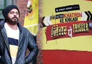 Khatron Ke Khiladi 9 : Sreesanth gets ELIMINATED from the show