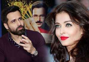 Emraan Hashmi JUSTIFIES himself over plastic remark on Aishwarya Rai Bachchan