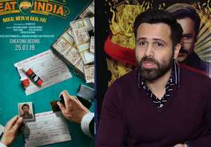 Emraan Hashmi gets ANGRY on changing name of Cheat India ; Watch video