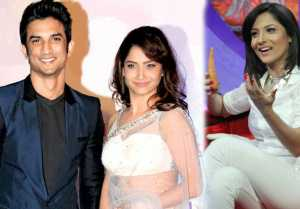 Ankita Lokhande has no problem working with exboyfriend Sushant Singh Rajput! Check Out