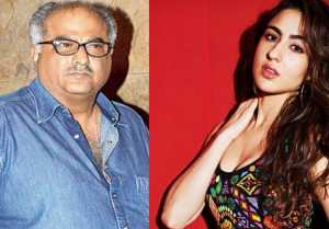 Sara Ali Khan raises Jhanvi Kapoor's Father Boney Kapoor's TENSION; Here's why