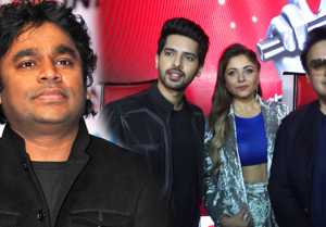 The Voice India season 3 launched by A. R. Rahman, Kanika Kapoor, Armaan Malik & others