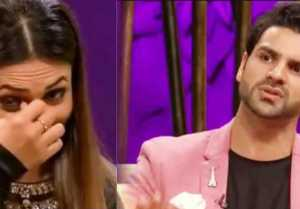 Divyanka Tripathi gets emotional because of husband Vivek Dahiya; Here's Why