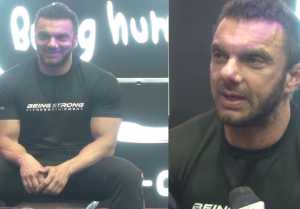 Salman Khan's brother Sohail Khan talk about Fitness at Being Human Event