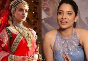 Ankita Lokhande ADMIRES Kangana Ranaut during Manikarnika Promotions; Watch video