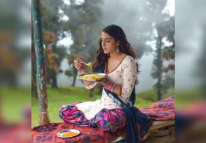 Sara Ali Khan eats this same meal everyday to maintain her weight; Check Out!