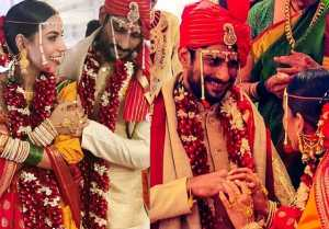 Prateik Babbar & Sanya Sagar's wedding photos goes viral: check Out