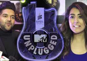 Guru Randhawa & Jonita Gandhi talks About MTV Unplugged Season 8; Watch Video