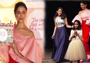 Deepika Padukone's story of depression will now be a part of children's book