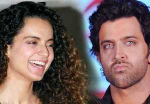 Kangana Ranaut makes fun of Hrithik Roshan's Mohenjo Daro