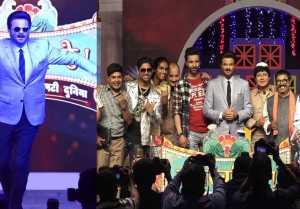 Anil Kapoor makes GRAND ENTRY at launch of Navrangi Re of Rishtey; UNCUT