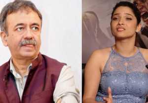 Ankita Lokhande reacts on Rajkumar Hirani during promotion of Manikarnika; Watch video