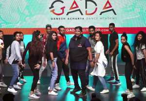 Tiger Shroff Shakes A Leg At Ganesh Acharya's Dance Academy Launch Part 1