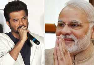 Anil Kapoor is inspired & feels privileged on meeting PM Modi; Watch Video