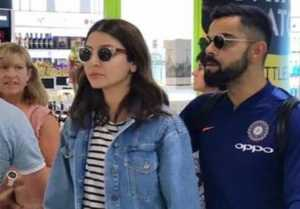 Anushka Sharma gets trolled for Arriving Auckland with Team India