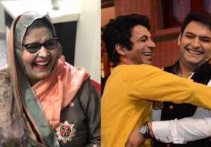 Kapil Sharma's Patch up with Sunil Grover because of his Mother