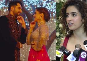 Badhaai Ho actress Sanya Malhotra speak about her success; Check out video!