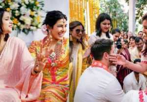 Parineeti Chopra shares UNSEEN pictures from Priyanka Chopra & Nick Jonas's Wedding