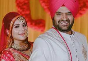 Kapil Sharma & Ginni Chatrath to host Third RECEPTION in February