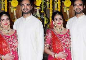Esha Deol & Bharat Takhtani are Expecting their second Baby