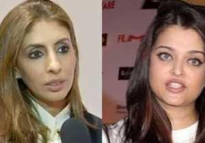 Aishwarya Rai Bachchan gets shocked after Shweta Bachchan's ugly comment
