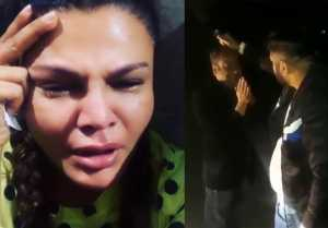 Rakhi Sawant gets angry on Deepak Kalal for getting beaten up; Watch Video