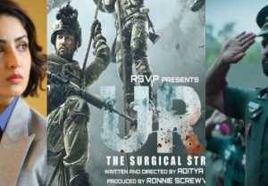 Uri grabs Number 1 position in the list TOP rated Indian movies