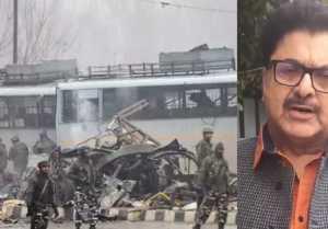 Pulwama: Ashoke Pandit REACTS on Pulwama incident; Watch Video