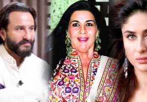 Sara Ali Khan & her Mother Amrita Singh PRAISED by Saif Ali Khan; Check Out