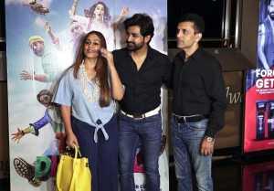 Star Studded Total Dhamaal Film Screening