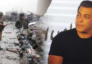 Salman Khan is donating to the families of martyrs through his charity