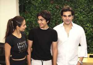 Malaika Arora & Arbaaz Khan's son Arhaan Khan REACT on his parents divorce; Check Out
