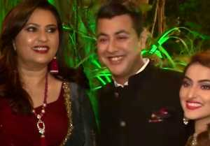 Neelu Kohli's daughter Sahiba's Sangeet ceremony; Watch video