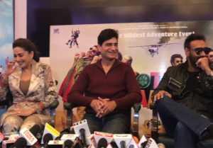 Total Dhamaal: Madhuri Dixit, Anil Kapoor & Stars Talks on their interesting Characters