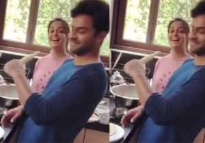 Dipika Kakar gets surprise from Shoaib Ibrahim on Anniversary; Watch video