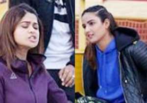 Khatron Ke Khiladi 9: Jasmine Bhasin & Shamita Shetty's CATFIGHT create buzz in show