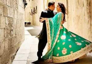 Salman Khan & Katrina Kaif shootted movie date for film Bharat