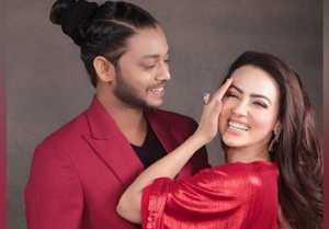 Bigg Boss fame Sana Khan confirms Dating with BF Melvin Louis