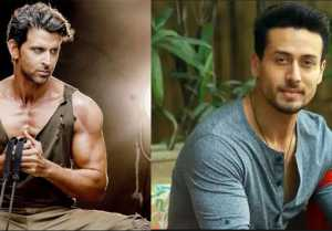 Tiger Shroff says I am scared of Hrithik Roshan beacaus of this