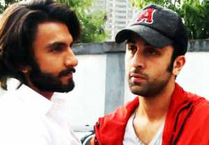 Ranveer Singh & Ranbir Kapoor come together in one frame,Find Out