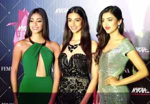 Star Studded Red Carpet Of Nykaa Femina Beauty Awards 2019  Part 1