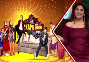 The Kapil Sharma Show: Archana Puran Singh shoots latest episode
