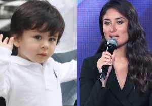 Kareena Kapoor Khan worries about Taimur Ali Khan; Here's Why
