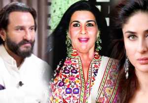 Sara Ali Khan & her Mother Amrita Singh PRAISED by Saif Ali Khan; Check Out
