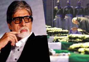 Amitabh Bachchan donates this amount to families of CRPF martyrs